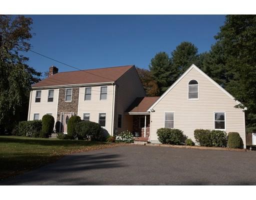独户住宅 为 销售 在 431 East Street Wrentham, 02093 美国