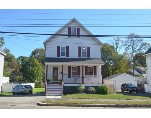 Single Family Home for Sale at 192 Park Street 192 Park Street Stoneham, Massachusetts 02180 United States