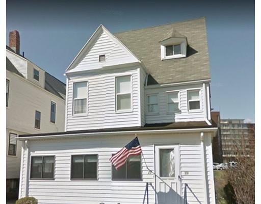 Casa Unifamiliar por un Alquiler en 22 Saunders Street Boston, Massachusetts 02134 Estados Unidos