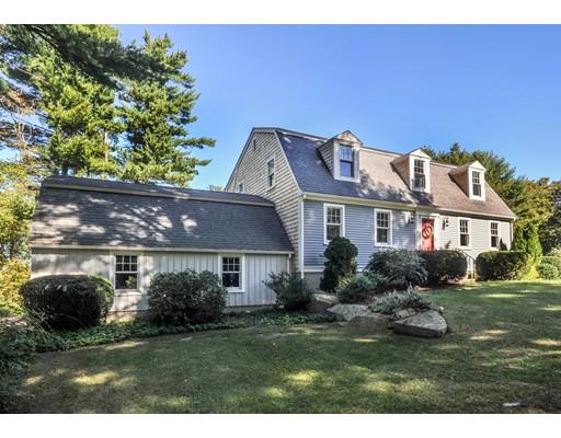 Частный односемейный дом для того Продажа на 42 Templewood Drive 42 Templewood Drive Duxbury, Массачусетс 02332 Соединенные Штаты