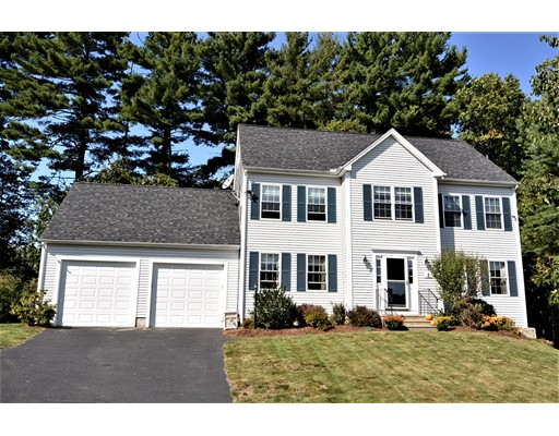 Single Family Home for Sale at 8 Wilkate Place 8 Wilkate Place Clinton, Massachusetts 01510 United States