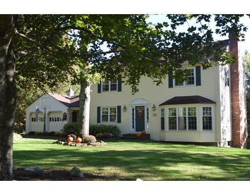 Частный односемейный дом для того Продажа на 451 Marshall Street 451 Marshall Street Leicester, Массачусетс 01524 Соединенные Штаты