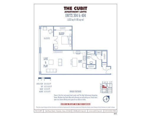 Apartment for Rent at 164 Race St. #404 164 Race St. #404 Holyoke, Massachusetts 01040 United States