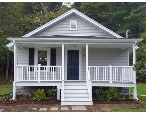 Maison unifamiliale pour l Vente à 281 Slater Street 281 Slater Street Attleboro, Massachusetts 02703 États-Unis