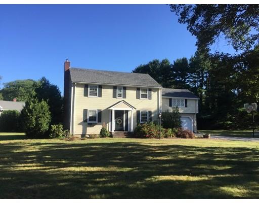 Single Family Home for Rent at 6 Thoreau 6 Thoreau Lexington, Massachusetts 02420 United States