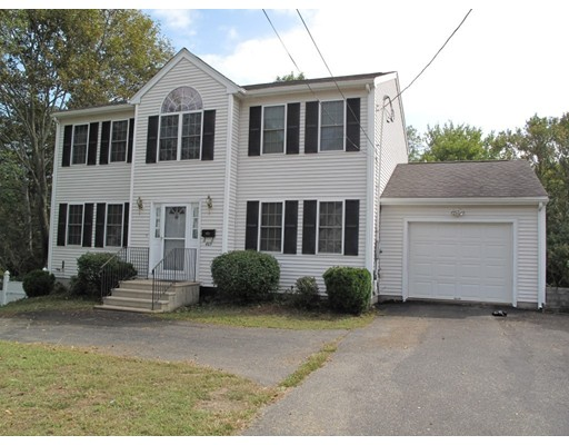 Single Family Home for Sale at 469 North Street 469 North Street Randolph, Massachusetts 02368 United States