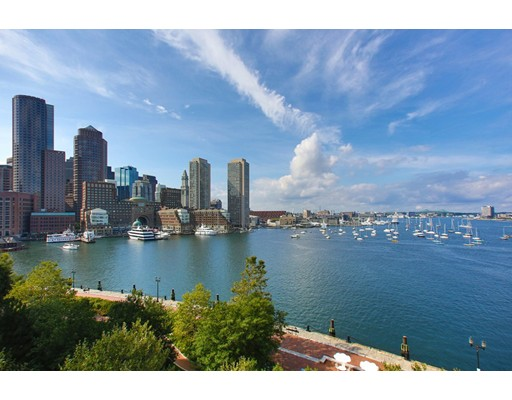 Single Family Home for Rent at 22 Liberty Drive Boston, Massachusetts 02210 United States