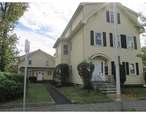 Multi-Family Home for Sale at 30 Chestnut Street 30 Chestnut Street Wakefield, Massachusetts 01880 United States