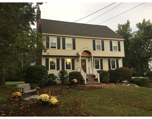 Single Family Home for Sale at 16 Carter Drive 16 Carter Drive Chelmsford, Massachusetts 01824 United States