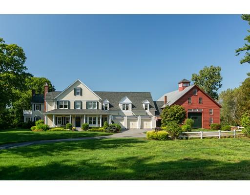واحد منزل الأسرة للـ Sale في 95 Westford Road 95 Westford Road Concord, Massachusetts 01742 United States