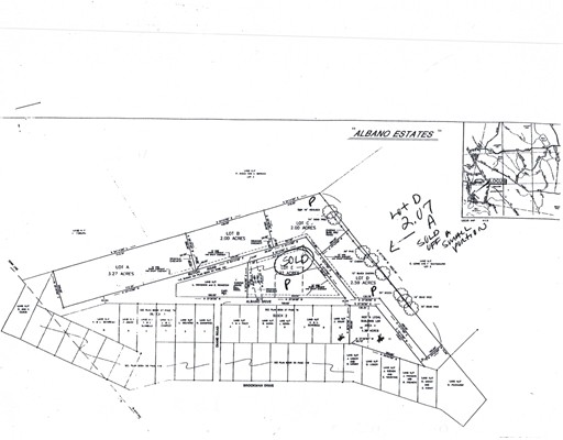 Land for Sale at Albano Drive Albano Drive Blandford, Massachusetts 01008 United States