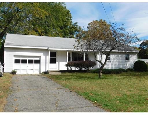 Maison unifamiliale pour l Vente à 4 Highland Circle 4 Highland Circle Hadley, Massachusetts 01035 États-Unis