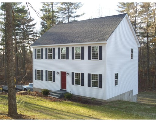 Casa Unifamiliar por un Venta en 75 Molasses Hill Road 75 Molasses Hill Road Brookfield, Massachusetts 01506 Estados Unidos