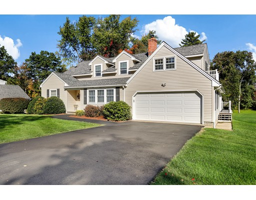 Single Family Home for Sale at 17 Glendale Circle 17 Glendale Circle Wilmington, Massachusetts 01887 United States