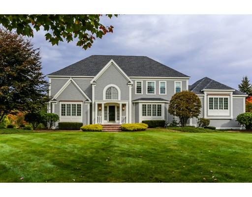 Maison unifamiliale pour l Vente à 6 Powers Road 6 Powers Road Andover, Massachusetts 01810 États-Unis