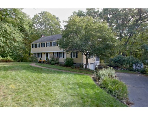 Single Family Home for Sale at 41 Campbell Road 41 Campbell Road Wayland, Massachusetts 01778 United States