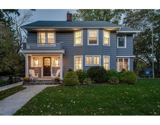 Single Family Home for Sale at 60 Hillcrest Road 60 Hillcrest Road Reading, Massachusetts 01867 United States