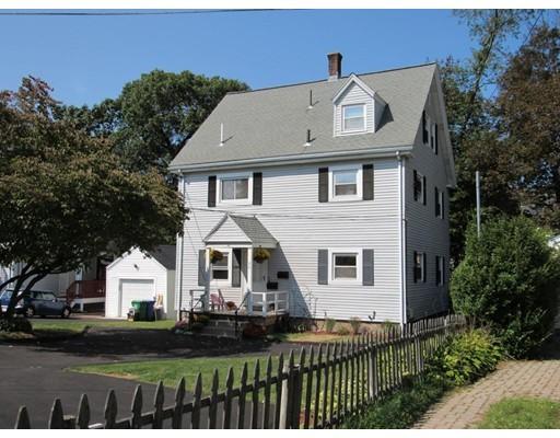 Maison accolée pour l à louer à 30 Beecher Place #2 30 Beecher Place #2 Newton, Massachusetts 02459 États-Unis