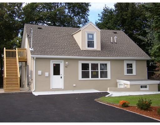 多户住宅 为 销售 在 28 Barrett Street 28 Barrett Street Revere, 马萨诸塞州 02151 美国