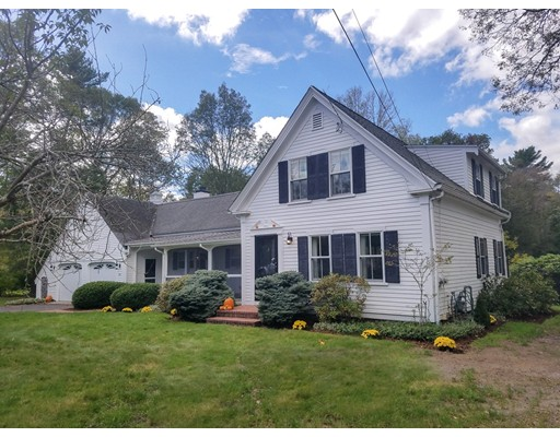 Single Family Home for Sale at 271 High Street 271 High Street Hanson, Massachusetts 02341 United States