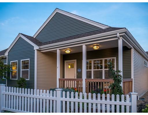 共管式独立产权公寓 为 销售 在 46 Hatherly Rise 普利茅斯, 02360 美国