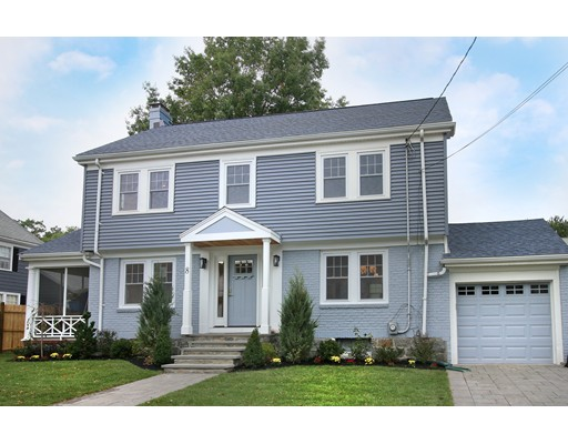 Single Family Home for Sale at 8 Celia Road 8 Celia Road Boston, Massachusetts 02132 United States