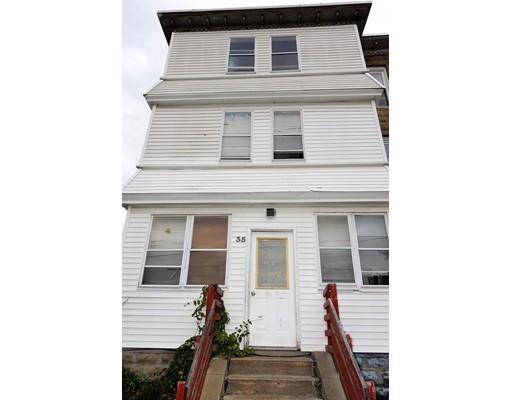 Casa Multifamiliar por un Venta en 35 Healey Street Springfield, Massachusetts 01151 Estados Unidos