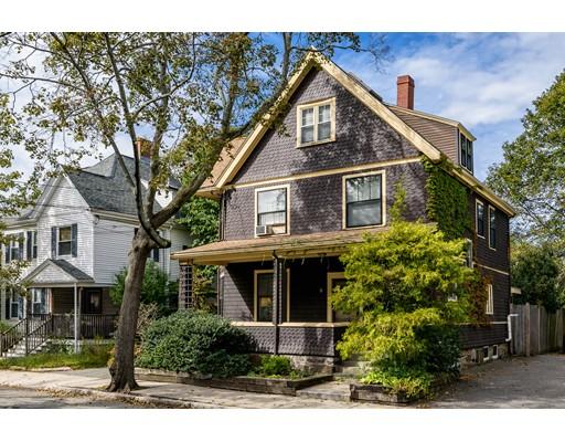 Single Family Home for Sale at 66 Chandler Street 66 Chandler Street Somerville, Massachusetts 02144 United States
