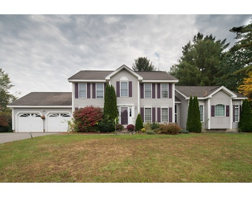 Single Family Home for Sale at 2 Burgess Drive 2 Burgess Drive Litchfield, New Hampshire 03052 United States