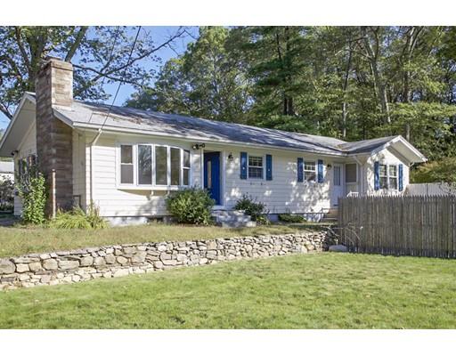 独户住宅 为 销售 在 183 Old County Road 183 Old County Road Smithfield, 罗得岛 02917 美国