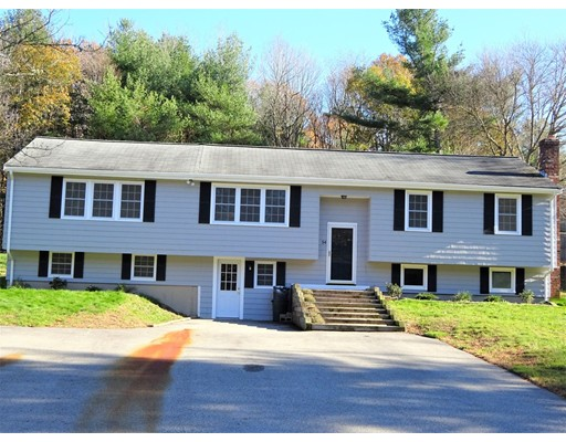 Single Family Home for Sale at 54 GORWIN DRIVE 54 GORWIN DRIVE Hanson, Massachusetts 02341 United States