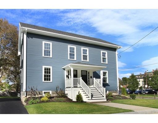 Condominium for Sale at 31 Cedar Park 31 Cedar Park Melrose, Massachusetts 02176 United States