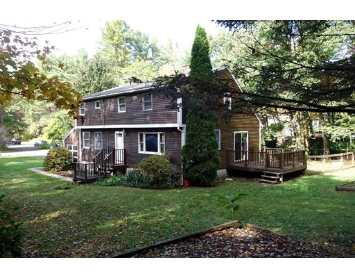 Single Family Home for Sale at 100 Harkness Road 100 Harkness Road Pelham, Massachusetts 01002 United States