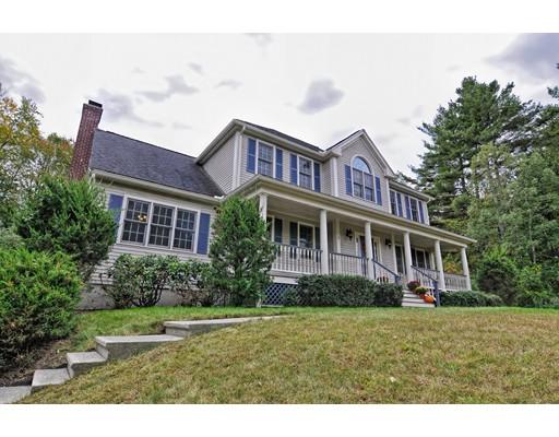 Maison unifamiliale pour l Vente à 11 Bicknell Road 11 Bicknell Road Grafton, Massachusetts 01536 États-Unis
