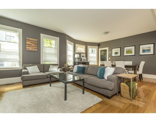 Condominium for Sale at 301 Chestnut Avenue 301 Chestnut Avenue Boston, Massachusetts 02130 United States