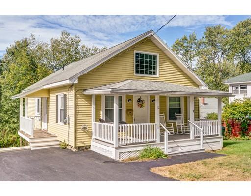 独户住宅 为 销售 在 52 Hampton Street 52 Hampton Street Auburn, 马萨诸塞州 01501 美国