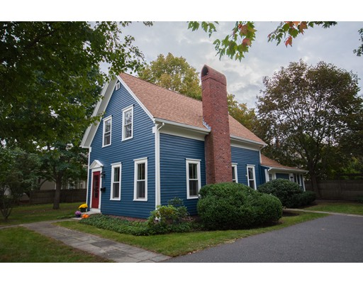 Single Family Home for Sale at 25 South Lincoln Street 25 South Lincoln Street Natick, Massachusetts 01760 United States