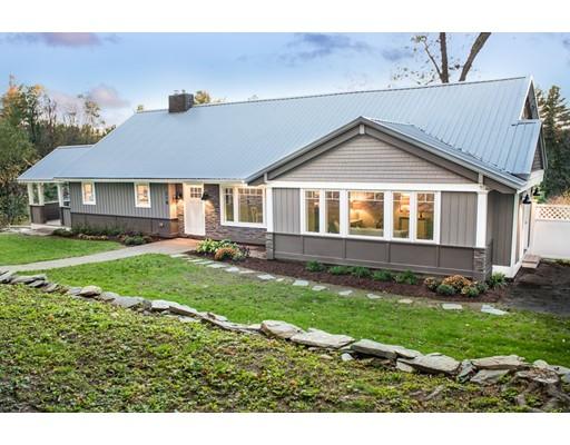 Maison unifamiliale pour l Vente à 218 Birnam Road 218 Birnam Road Northfield, Massachusetts 01360 États-Unis