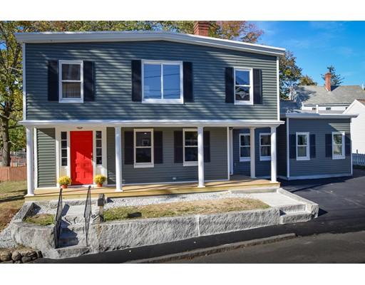 واحد منزل الأسرة للـ Sale في 50 Central Street 50 Central Street Fitchburg, Massachusetts 01420 United States
