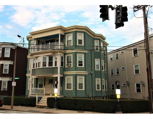 Picture 1 of 58 Neponset  Ave,  Boston Ma  6 Bedroom Multi-family#