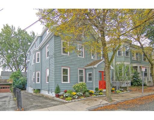 Многосемейный дом для того Продажа на 18 Oxford 18 Oxford Somerville, Массачусетс 02143 Соединенные Штаты