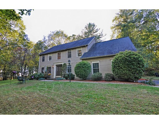Single Family Home for Sale at 30 Liberty Hill Drive Blackstone, Massachusetts 01504 United States