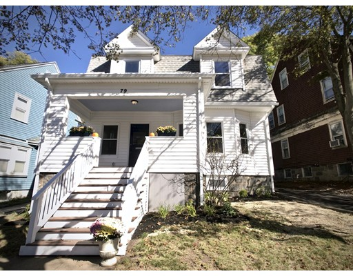 Picture 2 of 79 Wellington Hill St  Boston Ma 4 Bedroom Single Family