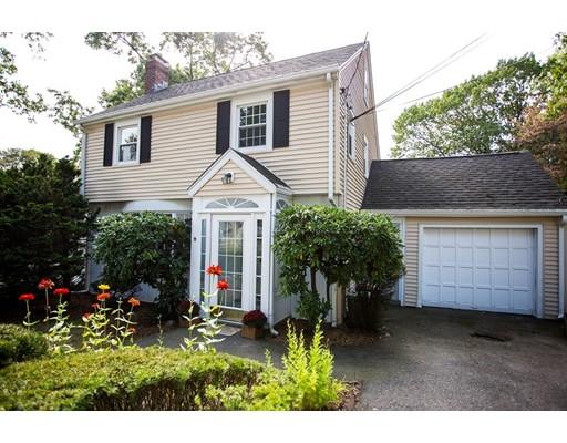 Single Family Home for Sale at 111 Oakmere Street 111 Oakmere Street Boston, Massachusetts 02132 United States