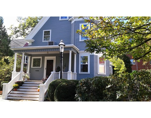Picture 1 of 7 Addison St  Arlington Ma  5 Bedroom Single Family#