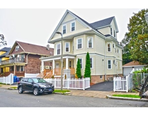 Picture 1 of 30 Larchmont Unit 2 Boston Ma  4 Bedroom Single Family#
