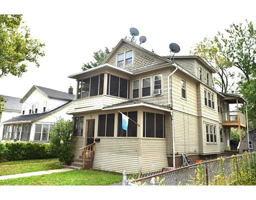 多户住宅 为 销售 在 144 W Alvord Street Springfield, 马萨诸塞州 01108 美国