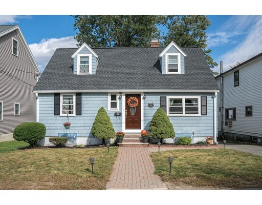 Picture 1 of 47 Milner St  Waltham Ma  4 Bedroom Single Family#