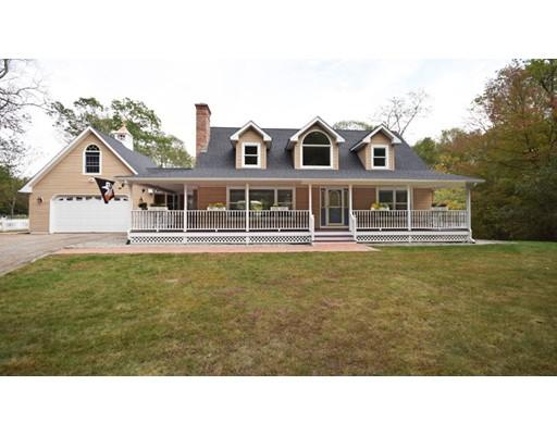 Single Family Home for Sale at 222 Cedar Swamp Road 222 Cedar Swamp Road Monson, Massachusetts 01057 United States