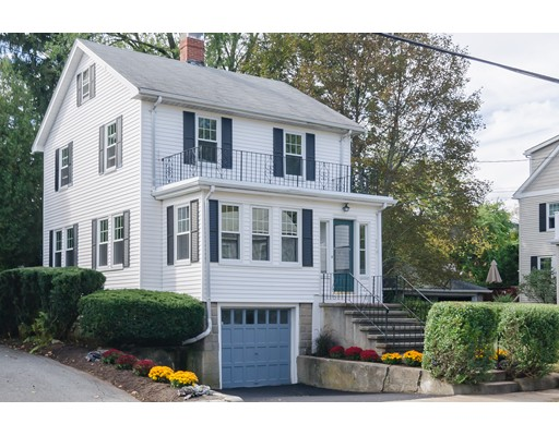 Picture 11 of 255 Wachusett Ave  Arlington Ma 3 Bedroom Single Family